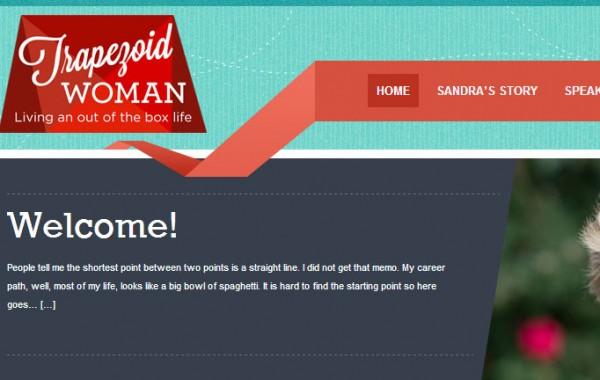 Trapezoid Woman