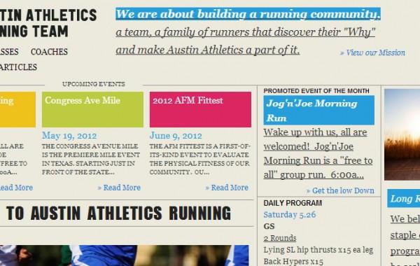 Austin Athletics