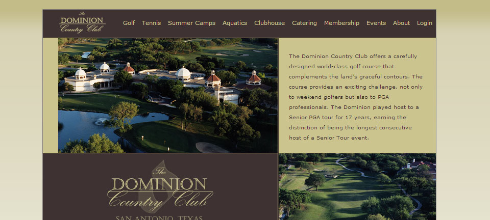 The Dominion Country Club