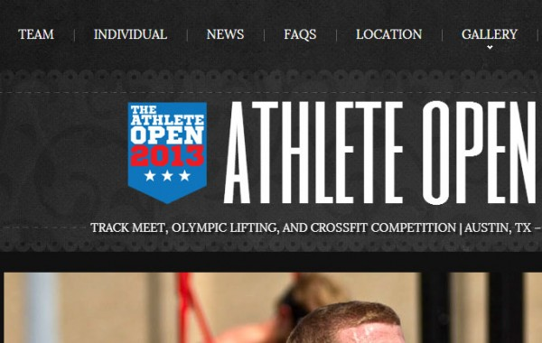 Athlete Open