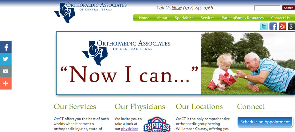 Orthopedic Associates of Central Texas