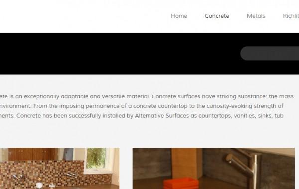 Alternative Surfaces